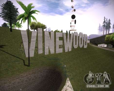 Professional Graphics Mod 1.2 para GTA San Andreas