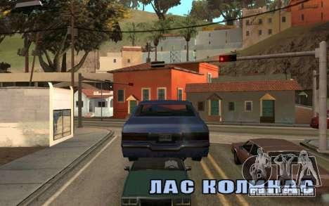 Veh Jump para GTA San Andreas terceira tela