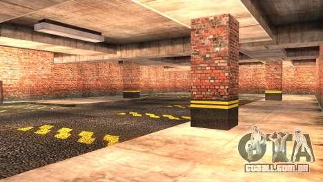 Doherty Garage Retexture para GTA San Andreas terceira tela