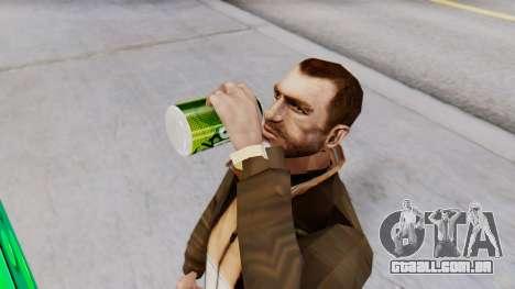 RT. Banco De Sprunk para GTA San Andreas segunda tela
