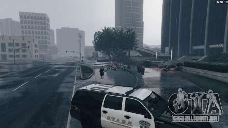 GTA 5 Raccoon City Vehicles oitmo screenshot