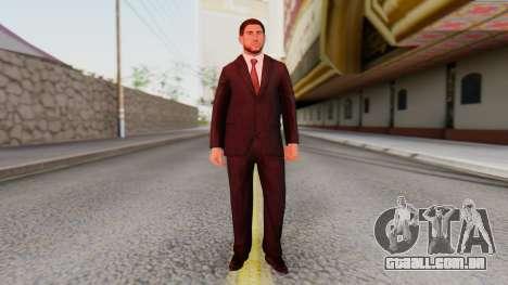[GTA 5] FIB2 para GTA San Andreas segunda tela