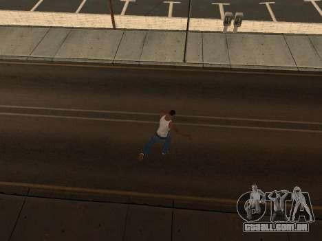 Animação do GTA Vice City para GTA San Andreas oitavo tela