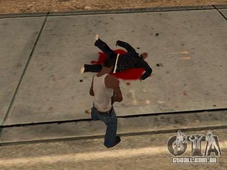Animação do GTA Vice City para GTA San Andreas nono tela