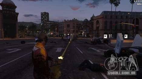Visão Laser para GTA 5
