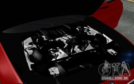 BMW M6 2013 v1.0 para o motor de GTA San Andreas