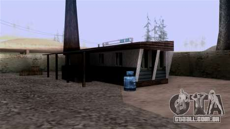 New Trailers para GTA San Andreas segunda tela