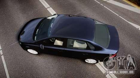 Volkswagen Polo para GTA 4 vista direita