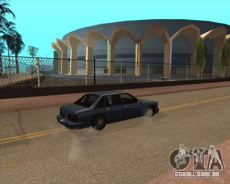 Drift para GTA San Andreas segunda tela