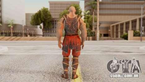 [MKX] Baraka para GTA San Andreas terceira tela