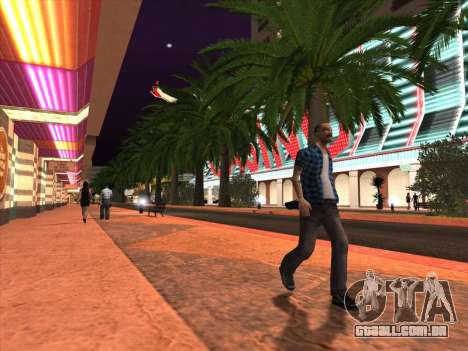 Ultimate Graphics Mod 2.0 para GTA San Andreas segunda tela