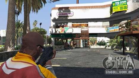 GTA 5 M-8 Avenger из Mass Effect 2 terceiro screenshot