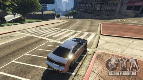GTA 5 GhostAndreas segundo screenshot