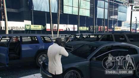 GTA 5 Strapped Peds quarto screenshot