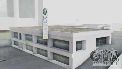 A Concessionária MAGR-Auto para GTA San Andreas