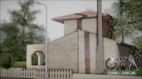 ENB KISEKI V3 para GTA San Andreas por diante tela