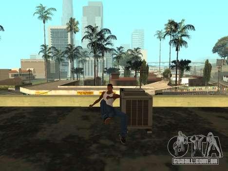 Animação do GTA Vice City para GTA San Andreas sexta tela