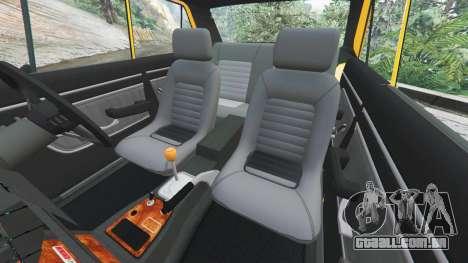 GTA 5 Nissan Skyline 2000 GT-R 1970 v0.3 [Beta] frente vista lateral direita