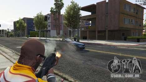 GTA 5 M-8 Avenger из Mass Effect 2 sexta imagem de tela