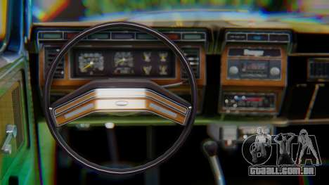 Ford F-150 1984 Final para GTA San Andreas vista traseira