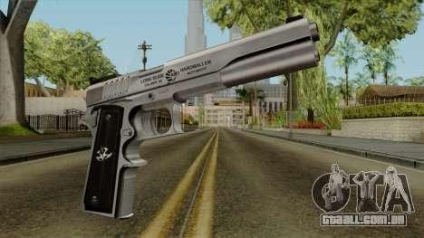 Original HD Colt 45 para GTA San Andreas