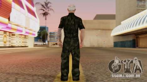Old Wmyammo para GTA San Andreas terceira tela
