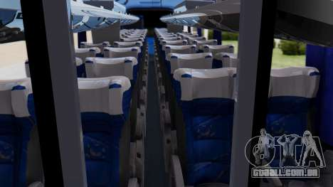 Marcopolo Bus Caribbean Travel para GTA San Andreas vista direita