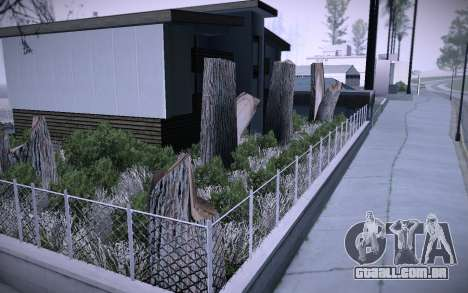 New Santa Maria Beach para GTA San Andreas décimo tela