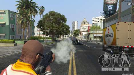 GTA 5 M-8 Avenger из Mass Effect 2 sétima screenshot