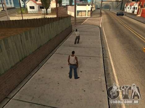 Animação do GTA Vice City para GTA San Andreas décimo tela