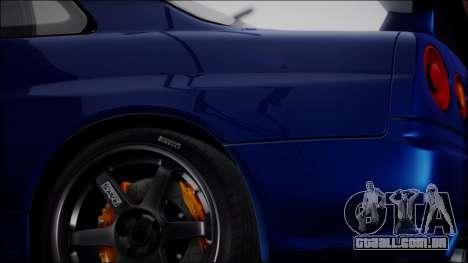 ENB KISEKI V3 para GTA San Andreas terceira tela