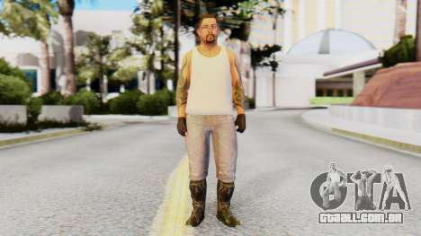 [GTA5] The Lost Skin6 para GTA San Andreas segunda tela
