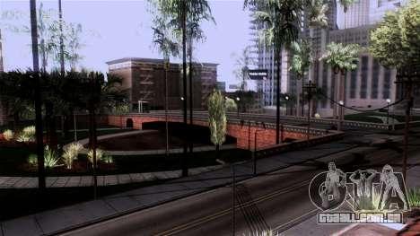 New Glen Park para GTA San Andreas terceira tela