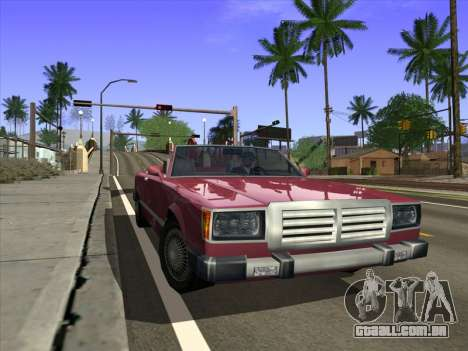 Ultimate Graphics Mod 2.0 para GTA San Andreas terceira tela
