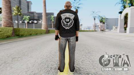 [GTA5] The Lost Skin5 para GTA San Andreas