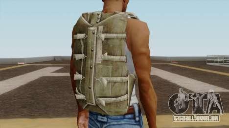 Original HD Parachute para GTA San Andreas terceira tela