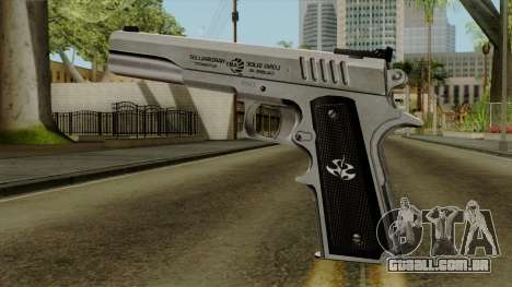 Original HD Colt 45 para GTA San Andreas segunda tela