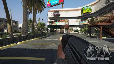 GTA 5 M-8 Avenger из Mass Effect 2 quarto screenshot