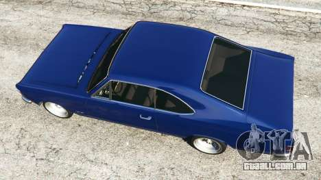GTA 5 Chevrolet Opala Gran Luxo voltar vista