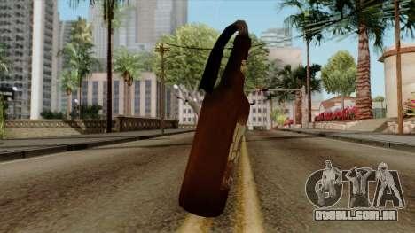 Original HD Molotov Cocktail para GTA San Andreas segunda tela