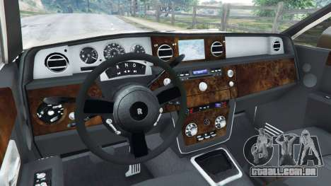 GTA 5 Rolls-Royce Phantom EWB v0.6 [Beta] vista lateral direita