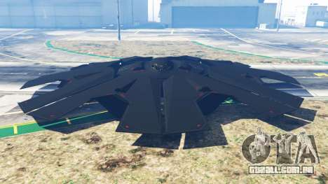 Stealth UFO [Beta] para GTA 5