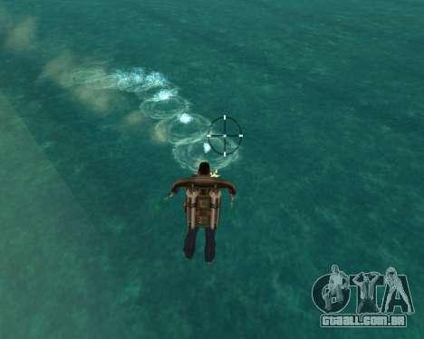 HQ Effects and Sun Final Version para GTA San Andreas por diante tela