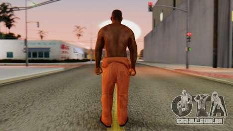 [GTA 5] Prisoner1 para GTA San Andreas terceira tela