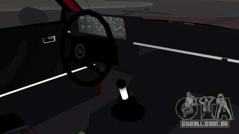 Opel Manta B1 para GTA San Andreas vista direita