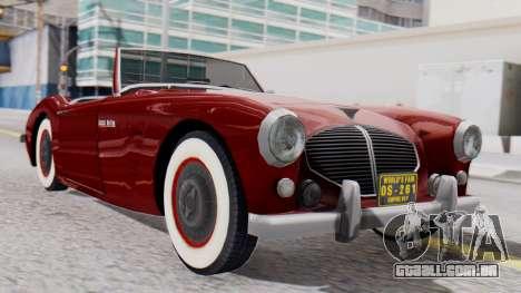 Ascot Bailey S200 from Mafia 2 para GTA San Andreas