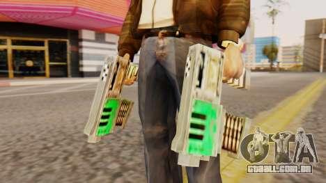 Warhammer Tec9 para GTA San Andreas terceira tela