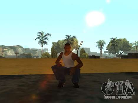 Animação do GTA Vice City para GTA San Andreas terceira tela