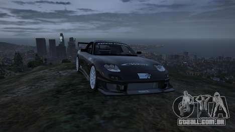 Mazda RX7 C-West 0.2 para GTA 5