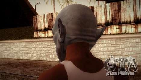 Vampiro para GTA San Andreas segunda tela